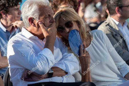 Sebastian Nadal and Ana Maria Parera
