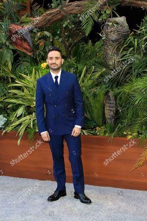 Editorial picture of Premiere of Jurassic World: Fallen Kingdom in Los Angeles, USA - 12 Jun 2018