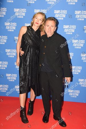 Nikki Butler, Tim Roth