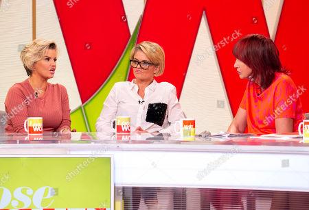 Editorial picture of 'Loose Women' TV show, London, UK - 13 Jun 2018