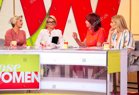 Editorial image of 'Loose Women' TV show, London, UK - 13 Jun 2018