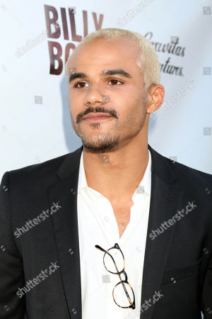 Stock Picture of Jacob Artist