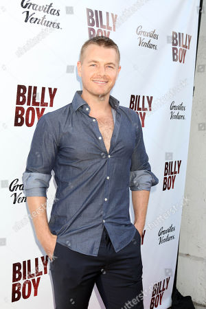 Editorial picture of 'Billy Boy' film premiere, Los Angeles, USA - 12 Jun 2018