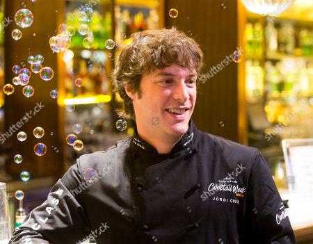 Spanish chef Jordi Cruz