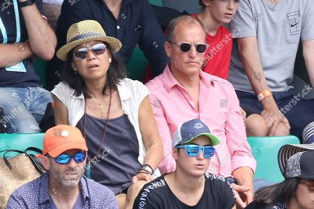 Editorial photo of Celebrities at Roland Garros French Open, Paris, France