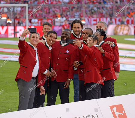 Editorial picture of Football: Germany, 1. Bundesliga, München - 12 May 2018