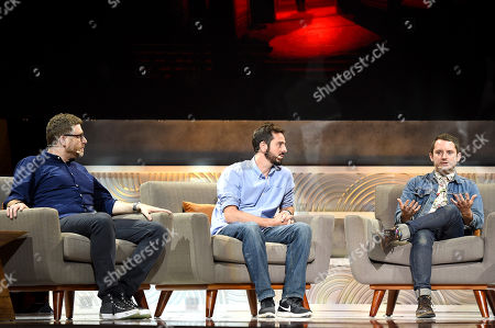 Daniel Noah, Kevin Racape, Elijah Wood