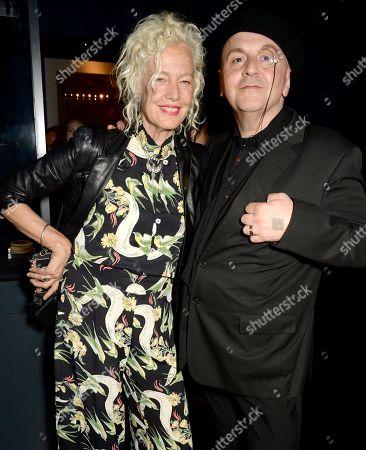 Ellen Von Unwerth and Sascha Lilic