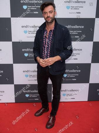 Editorial photo of End the Silence Charity Gala, Abbey Road Studios, London, UK - 13 Jun 2018