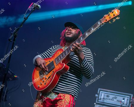 Thundercat - Stephen Lee Bruner