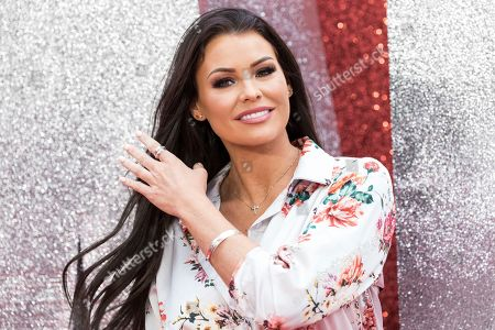 Stock Picture of Jess Wright poses for photographers upon arrival at the premiere of the film 'Ocean's 8' in central London
