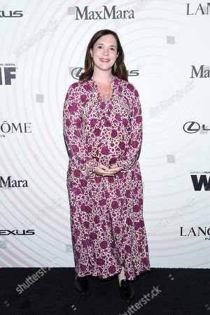 Editorial image of Women In Film Crystal and Lucy Awards, Arrivals, Los Angeles, USA - 13 Jun 2018