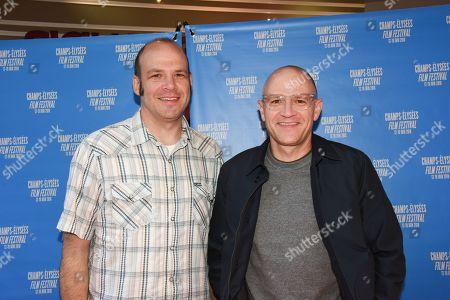 Nathan Zellner, David Zellner