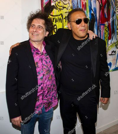 Andres Calamaro and Guest