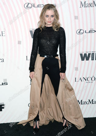 Editorial picture of Women In Film Crystal and Lucy Awards, Arrivals, Los Angeles, USA - 13 Jun 2018