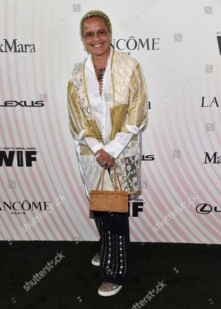 Editorial image of Women In Film 2018 Crystal and Lucy Awards - Arrivals, Beverly Hills, USA - 13 Jun 2018