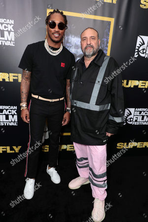 Future, Producer, and Joel Silver, Producer