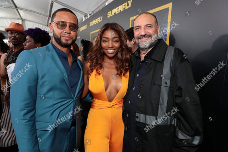 Director X., Director, Dominique Madison and Joel Silver, Producer,