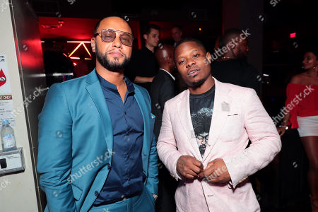 Director X., Director, and Jason Mitchell