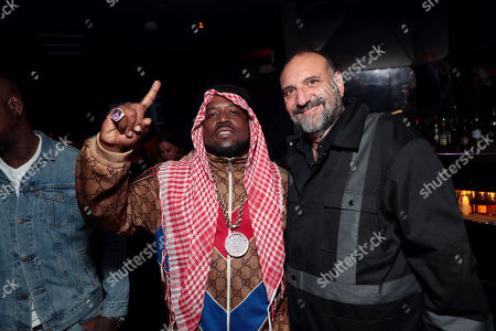 Big Boi and Joel Silver, Producer,