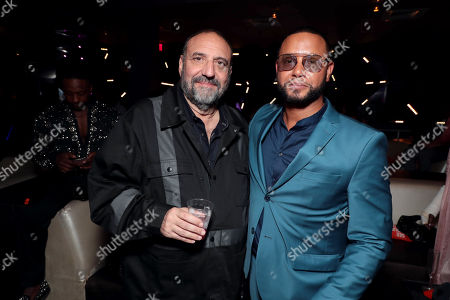 Stock Photo of Joel Silver, Producer, and Director X., Director,