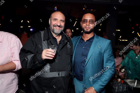 Stock Picture of Joel Silver, Producer, and Director X., Director,