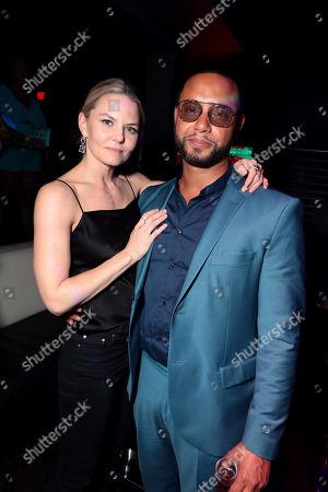 Jennifer Morrison and Director X., Director,