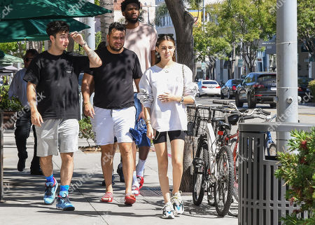 Editorial image of Madison Beer out and about, Los Angeles, USA - 13 Jun 2018