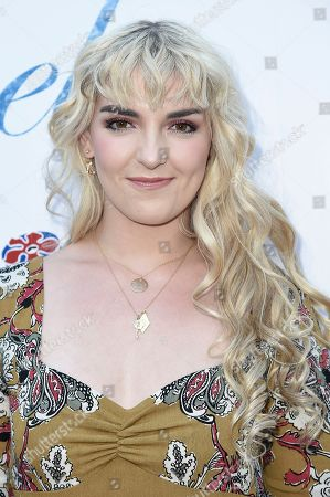 """Rydel Lynch attends the LA Premiere of """"Damsel"""" at ArcLight Hollywood, in Los Angeles"""
