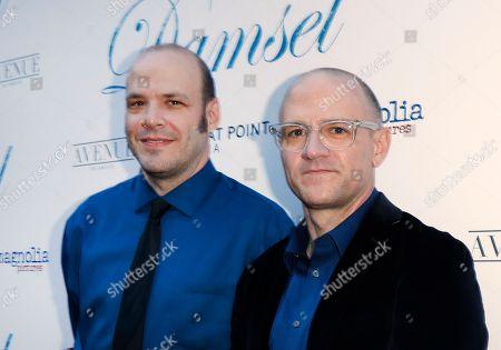 Nathan Zellner and David Zellner