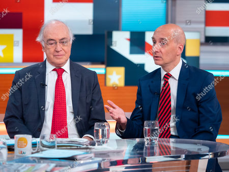 Michael Howard and Lord Adonis