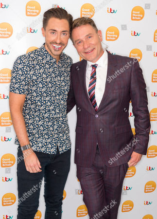 Ross Adams and Richard Arnold