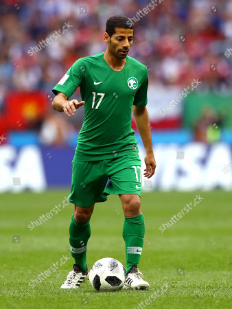Stock Photo of Taisir Al-Jassim of Saudi Arabia