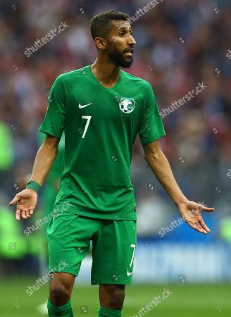 Salman Al-Faraj of Saudi Arabia