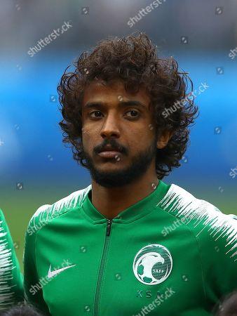Yasser Al-Shahrani of Saudi Arabia