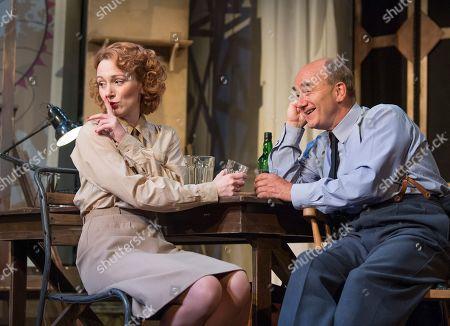 Editorial photo of 'Pressure' play at the Ambassador's Theatre, London, UK - 13 Jun 2018