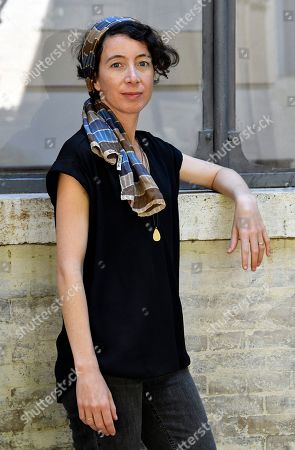 Editorial photo of International Literature Festival, Rome, Italy - 13 Jun 2018