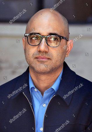 Stock Photo of Ayad Akhtar