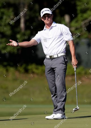 Editorial picture of US Open Golf, New York, USA - 14 Jun 2018
