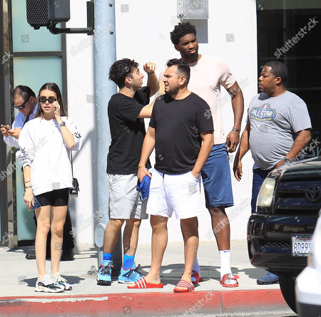 Editorial picture of Madison Beer out and about, Los Angeles, USA - 13 Jun 2018