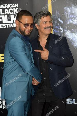 Director X, Esai Morales