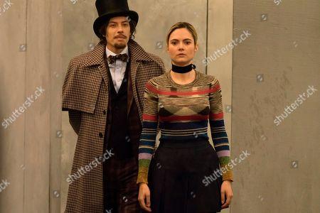 Benedict Samuel, Francesca Root-Dodson