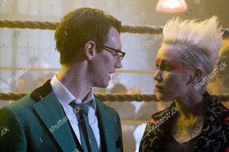 "Editorial picture of ""Gotham"" (Season 4) TV Series - 2018"