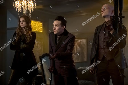 Maggie Geha, Robin Lord Taylor, Anthony Carrigan