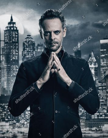 Stock Photo of Alexander Siddig