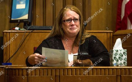 Tara Workman, mother of Jacob Jones, describes her son's personality to the court. Joeviair Kennedy stands trial for the murder of WMU student Jacob Jones in Kalamazoo County Courthouse on . Kennedy allegedly broke into in the home of Jacob Jones in December of 2016 with his friend Jordan Waire, robbed him, and allegedly assisted in his murder. Waire was found guilty of murder in May
