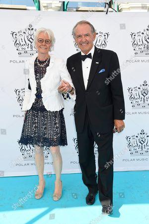 Jan Eliasson, Kerstin Eliasson