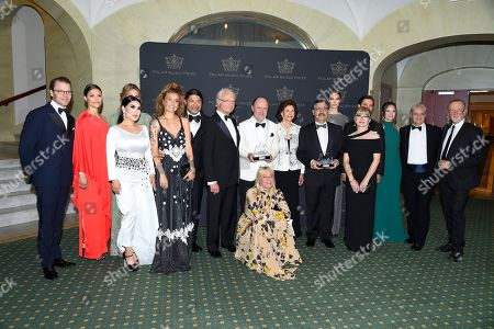 Editorial picture of Polar Music Prize, Stockholm, Sweden - 14 Jun 2018