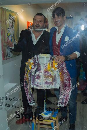 Jose Maria Manzanares, Domingo Zapata