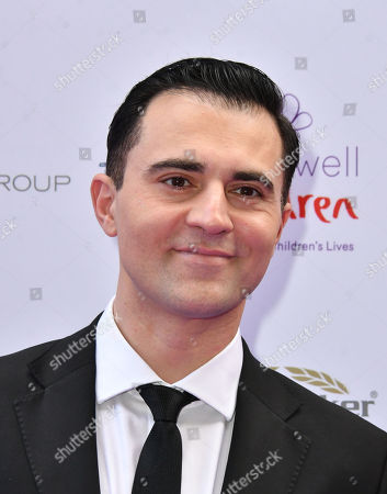 Stock Picture of Darius Campbell